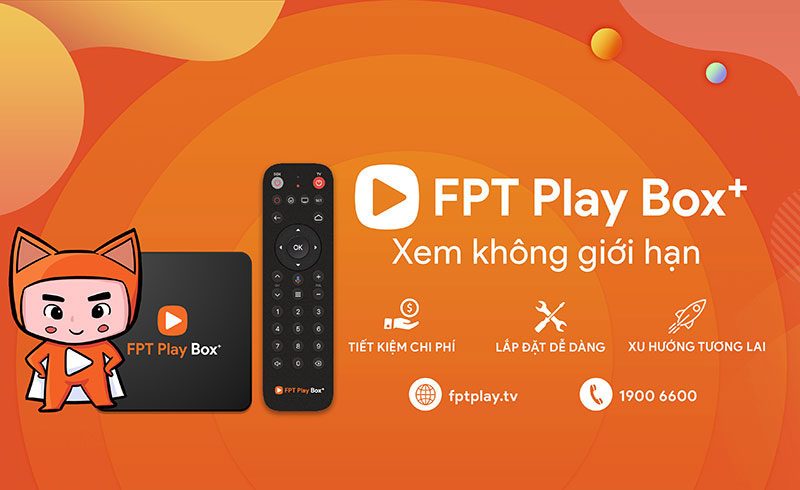 FPT Binh Duong |FPT Play Box 2019